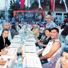 Büyükçekmece'de mahalle iftarları