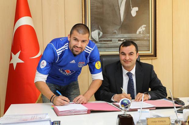 Nikola Raspopovic Gaziantep Büyükşehir Belediyespor