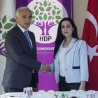 HDP Eş Genel Başkanı Figen Yüksekdağ, MÜSİAD heyetini kabul etti