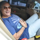 Mehmet Ali Erbil: 'Adriana'yla olamam Brad kıskanır'