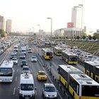 İstanbul'da toplu taşıma  araçlarına kamera geliyor