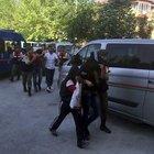 Afyonkarahisar'da  fuhuş operasyonunda 14 kişiye gözaltı