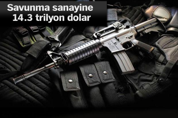 Silaha en fazla para harcayan ülkeler