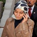 Sare Davutoğlu'ndan Cansu Kaya'nın ailesine taz...