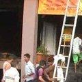 Dört katlı otel kül oldu: 10 ölü