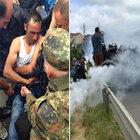 UÇK savaş gazileri ve polis arasında çatışma: 20 yaralı