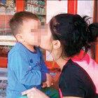 Boşandı, satırlı saldırıya uğradı kaçırılan çocuğuna kavuşamadı