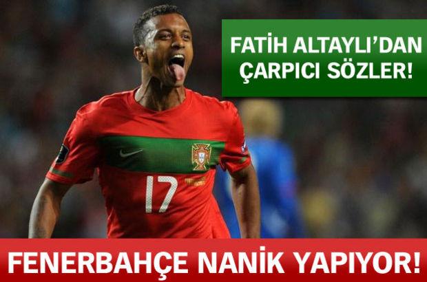 Fatih Altaylı, G. Saray