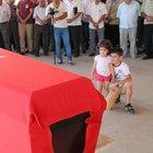 Jandarma Uzman Çavuş Cengiz Darbaş için tören düzenlendi