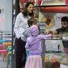 Çocuklarla dondurma keyfi