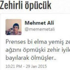 İşte yeni twitter fenomeni Mehmet Ali