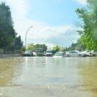 Kocaeli'de yaşanan sağanak yağışta öğrenciler mahsur kaldı