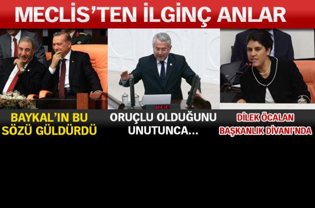 TBMM yemin töreni Meclis deniz baykal cumhurbaşkanı erdoğan