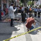 Malatya'da çöp kutusunda patlama: 1 yaralı