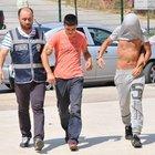 Alanya'da Çaldıkları cep telefonuyla özçekim yapan kapkaççılar yakalandı