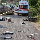 Malatya'da korkunç kaza