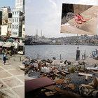 Karaköy'deki ruhsatsız işletmelerin yıkımı memnun etti