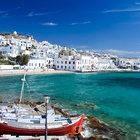 Yunan adalarında vergi artıyor