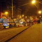 Yüksekova'da Kobani saldırısı protesto edildi