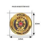 Emniyet Teşkilatı'nın tanıtıcı bayrak ve işaretleri güncellendi