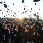 Boğaziçi Üniversitesi 148'inci mezunlarını uğurladı