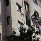 Kadıköy'de korkutan yangın