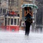 İstanbul Büyükşehir Belediyesi'den yaz yağmurları uyarısı