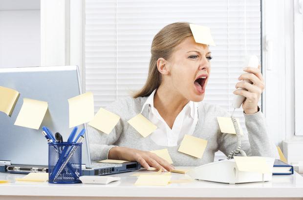 Stresin tetiklediği 10 hastalık