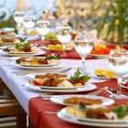 Ramazanda iftar menüsü (12. Gün)