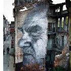 Şehirdeki sanat izleri