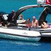 Tekneye lahmacun siparişi