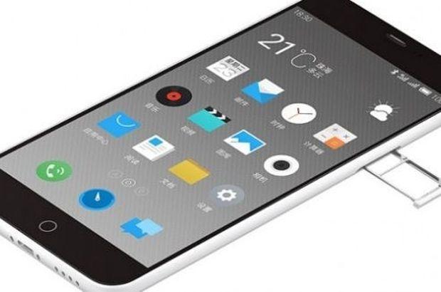 Çin'in en büyük akıllı telefonu Meizu'nun MX5 modeli Türkiye'de satışa çıkıyor