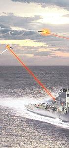 Yeni üretilen Hellads lazer silahı Yıldız Savaşları'ndaki turbolazerler gibi
