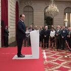 Fransa Cumhurbaşkanı François Hollande'dan Yunanistan krizi açıklaması
