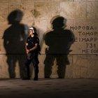 Yunanistan'da banka, süpermarket ve kamu binaları polis korumasına alındı
