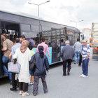 İETT'nin Çekmeköy'deki yaz tarifesi süründürüyor