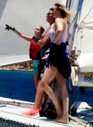 Alara yelken açtı