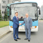 Gaziosmanpaşa'dan İTÜ'ye otobüs hibesi