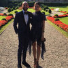 Özilhan çifti İtalya'da