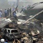 Uçak kazasında ölü sayısı 57'ye çıktı!