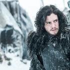 Jon Snow'un 'kırkı' için...