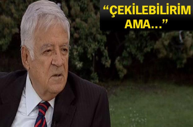 Dengir Mir Mehmet Fırat Habertürk'e konuştu