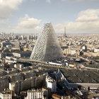 Paris'e 42 yıl sonra yeni gökdelen