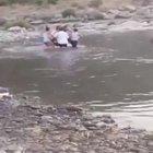 Şemdinli'de 2 asker boğularak şehit oldu