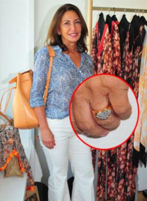 Yüzüğün sırrı ortaya çıktı