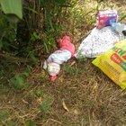 Adana'da tarlaya terk edilmiş bebek bulundu