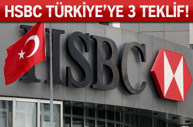 HSBC Türkiye'ye 3 teklif geldi!
