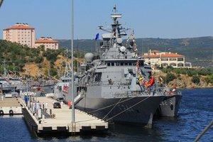 NATO'yu denizlerde mayınlara karşı Türkiye koruyacak