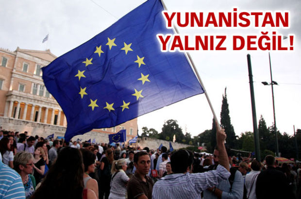 Yunanistan, Euro Bölgesi, kriz