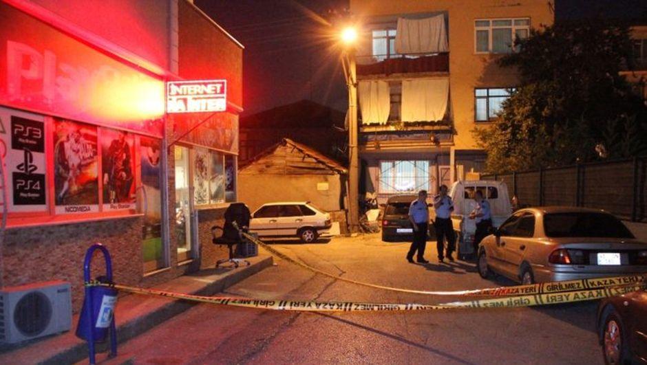 Gökhan KARABULUT Cinayet Ramazan Coşkun kafe